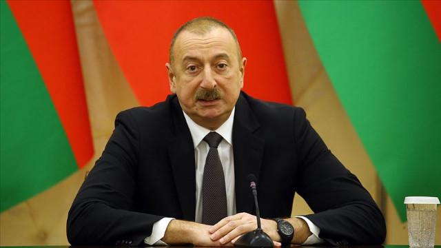 Cumhurbaşkanı Aliyev'den Ermenistan'a mesaj: Ermenistan gereken cevabı aldı ve alacak
