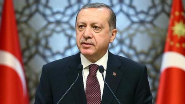 Erdoğan'dan Ermenistan'a destek mesajı: Türk milleti Azerbaycanlı kardeşlerinin yanındadır