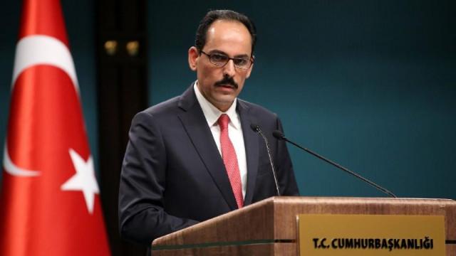 Kalın'dan Azerbaycan'a destek: Türkiye bu saldırılar karşısında Azerbaycan'ın yanındadır