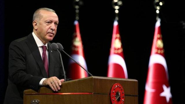 Cumhurbaşkanı Erdoğan: Karabağ'ın işgaliyle başlayan krize son verme zamanı gelmiştir