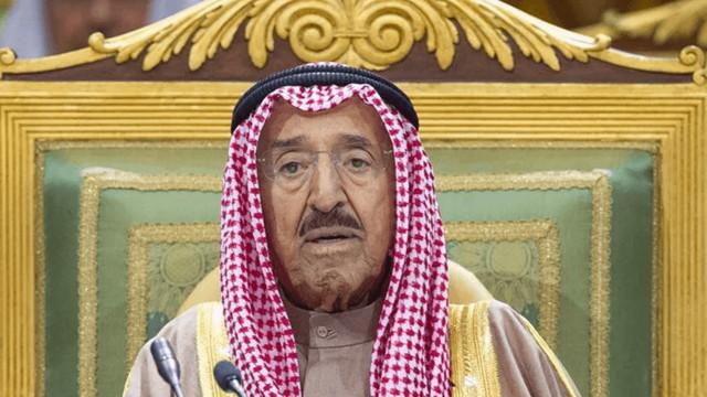 Kuveyt Emiri hayatını kaybetti!