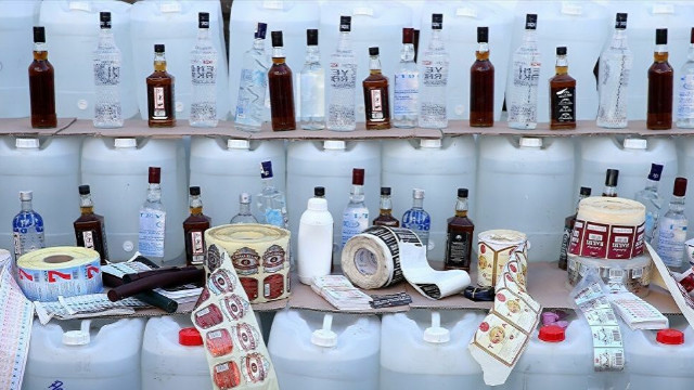 İstanbul'da sahte içkiden ölenlerin sayısı 9'a yükseldi