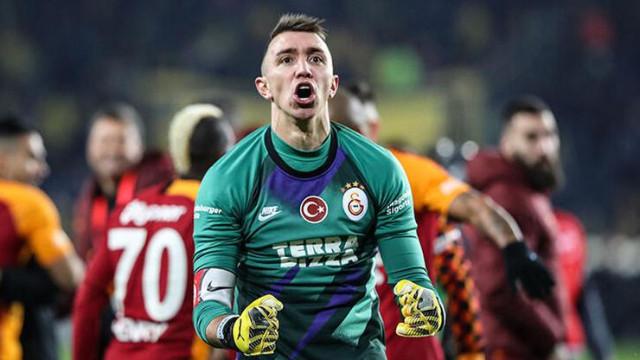 Galatasaray'da Muslera kararı