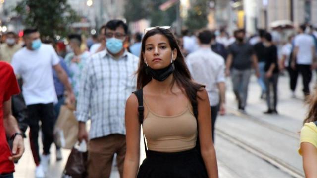 Uzmanlardan maske uyarısı: Ağzı kapatan her şey maske değildir