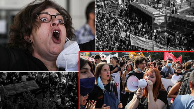 Yunan mahkemesinden 'Altın Şafak Partisi'yle ilgili karar!