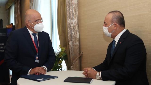 Dışişleri Bakanı Çavuşoğlu: İstikşafi görüşmelerin yapılmasında mutabık kaldık