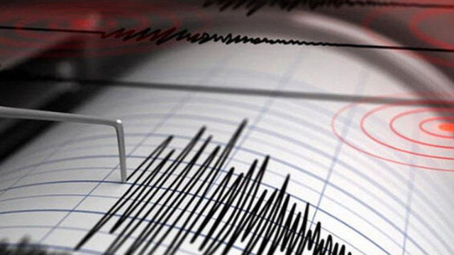 Datça'da deprem oldu