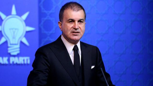 AK Parti Sözcüsü Çelik'ten ışık tepkisi