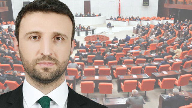 AK Partili vekilin Meclis konuşması alkışlandı