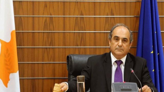 GKRY Meclis Başkanı Syllouris istifa etti