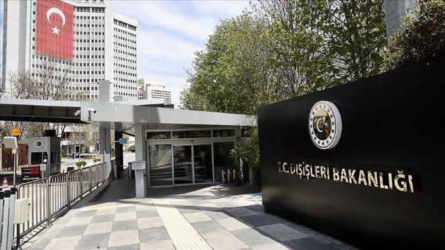 Dışişleri'nden Ermenistan'a tepki: Roket saldırısını şiddetle kınıyoruz