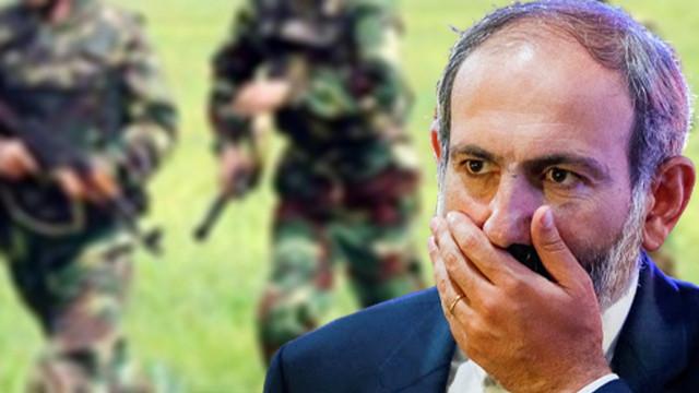 Ermenistan ordusu firar ediyor!