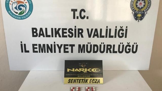 Balıkesir'de 5 uyuşturucu taciri yakalandı