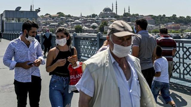 Koronavirüs raporu açıklandı: İstanbul'da bir haftada 45 kişi öldü
