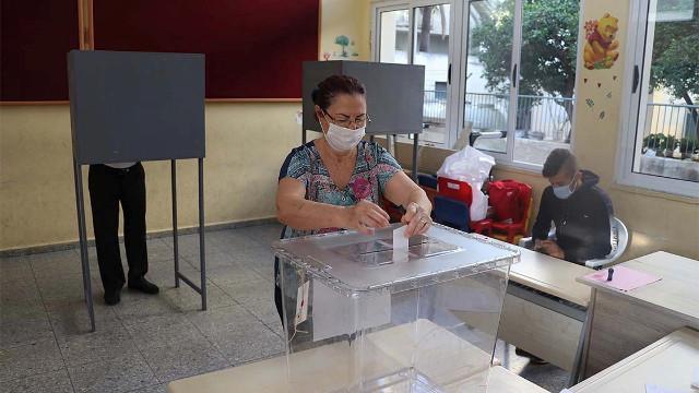 KKTC'de cumhurbaşkanlığı seçimi! İkinci tur için halk sandık başında