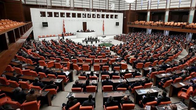2021 yılı bütçe teklifi Meclis'e sunuldu!