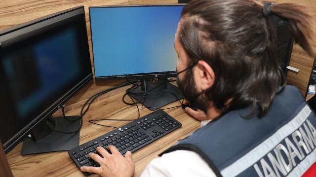 Terör örgütüne 'siber' operasyon!