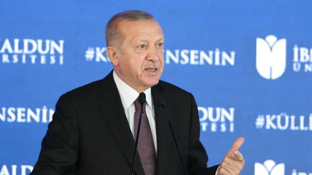 Erdoğan'dan eğitim reformu çıkışı: Topyekün eğitim reformu gerekiyor
