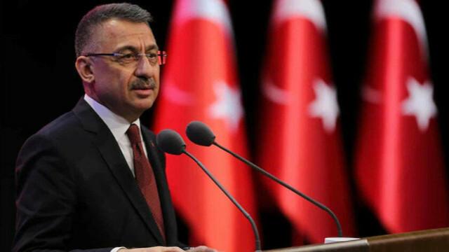Fuat Oktay'dan 'bütçe' açıklaması: 2021 bütçesi Türkiye'nin bütçesidir
