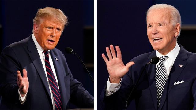Başkan adayları son kez düello yaptı