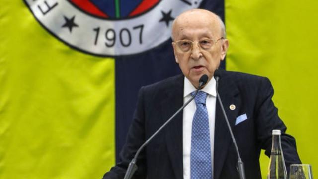 Vefa Küçük: Fenerbahçe Türk sporunda lokomotif görevini yerine getirmiştir