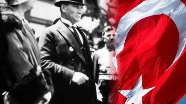 Ünlülerden 29 Ekim Cumhuriyet Bayramı kutlamaları