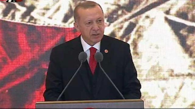 Cumhurbaşkanı Erdoğan: Aynı ruh ve heyecanla ülkemizi 2023, 2053, 2071'e taşıyacağız