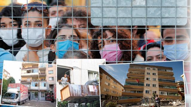 İzmir'de kiralar 500 lira yükseldi!