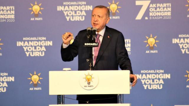 Cumhurbaşkanı Erdoğan: Batılı ülkeleri islam ve yabancı düşmanlığı da kurtaramayacaktır