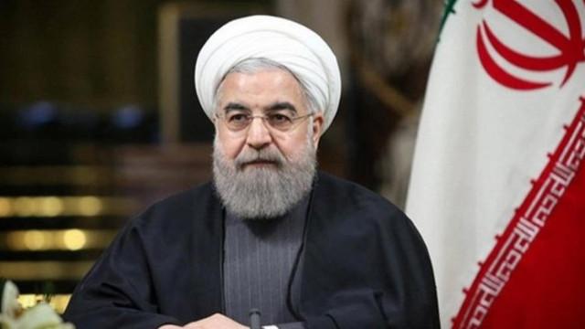 Ruhani'den Biden'a çağrı
