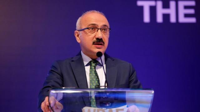 Yeni Hazine ve Maliye Bakanı Elvan: Göreve başladım