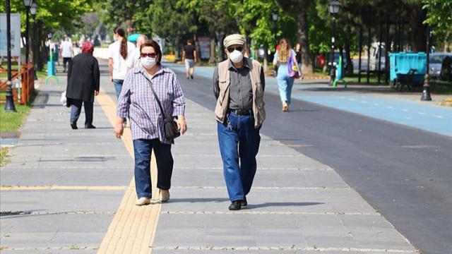 Dört ilde 65 yaş ve üzeri vatandaşlara sokağa çıkma kısıtlaması
