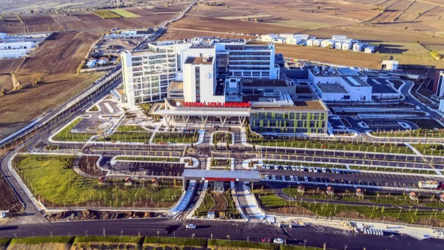 Cumhurbaşkanı Erdoğan'ın katılımıyla Tekirdağ Şehir Hastanesi açıldı