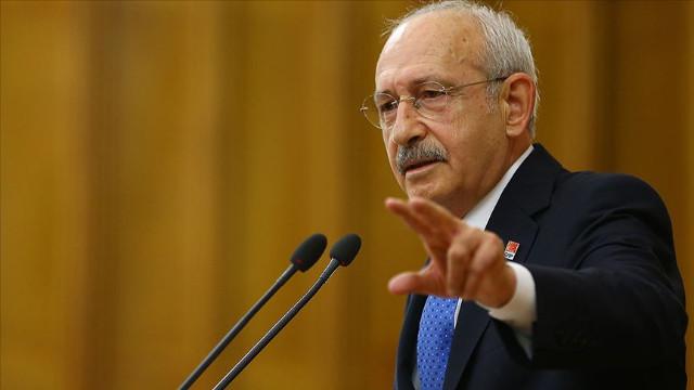 Kılıçdaroğlu'ndan yeni anayasa açıklaması: anayasa taslağı hazırlamamız asla söz konusu olmadı