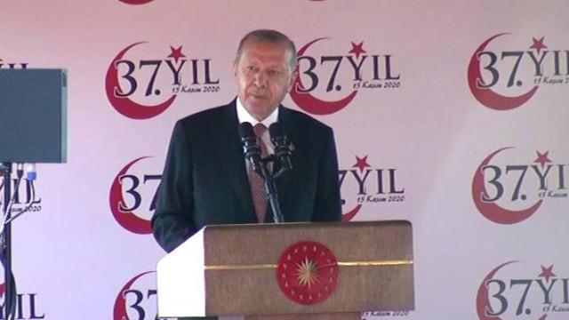 Erdoğan'dan Doğu Akdeniz açıklaması: Sismik araştırma ve sondaj faaliyetlerimize devam edeceğiz