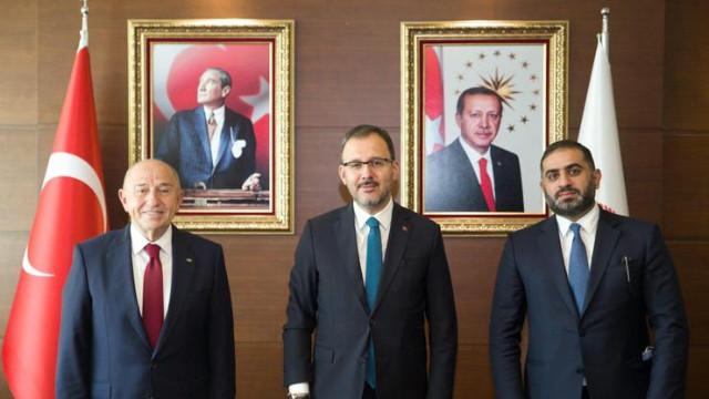 Bakan Kasapoğlu duyurdu! TFF ile beIN Sports anlaştı