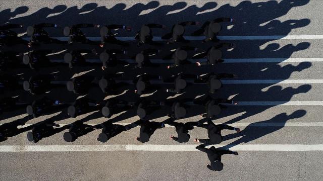 Türk Silahlı Kuvvetleri'nde 5 bin 587 personel ihraç edildi