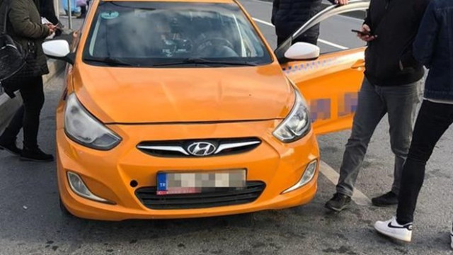 İstanbul'da taksilere sivil zabıta denetimi