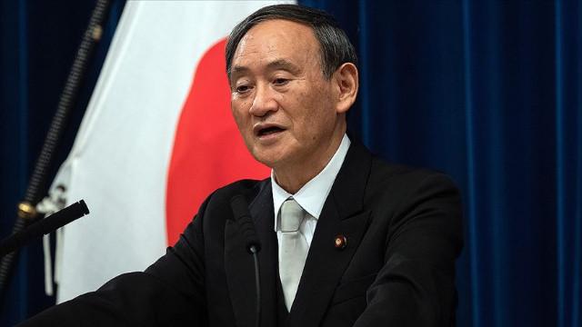 Japonya Başbakanı Suga'dan aşı mesajı: Tüm ülkelerin adil seviyede ulaşımının sağlanması gerekiyor