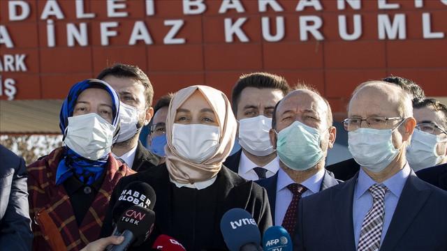 AK Parti'den Akıncı Üssü davası yorumu: Türkiye'de artık darbe dönemleri bitmiştir