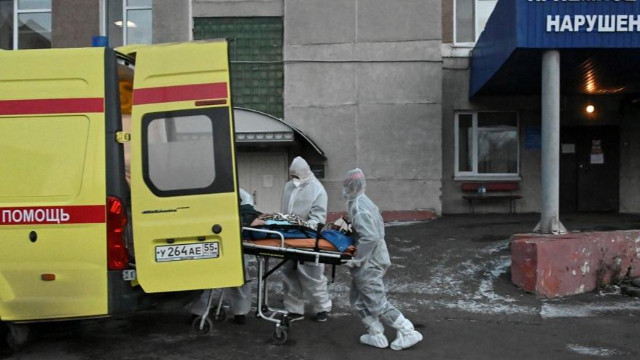 Rusya'da rekor sayıda vaka ve ölüm sayısı