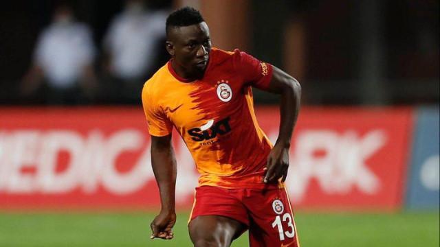 Galatasaray'da gözden çıkarılan ilk futbolcu Oghenekaro Etebo