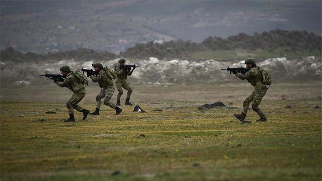 MSB: Barış Pınarı bölgesine sızma girişimindeki 4 terörist etkisiz hale getirildi