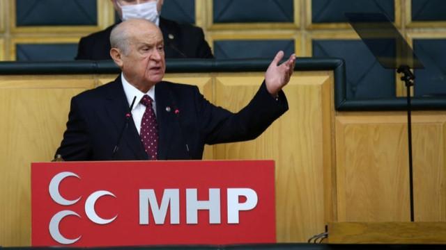 Bahçeli'den CHP'li Başarır'a tepki: Şerefsizliktir, kepazeliktir