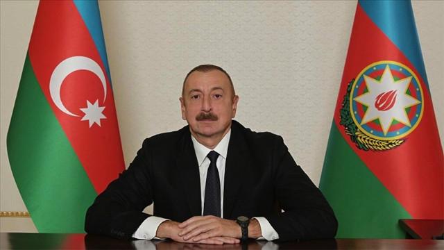 Azerbaycan Cumhurbaşkanı Aliyev: Düşmanı topraklarımızdan kovduk