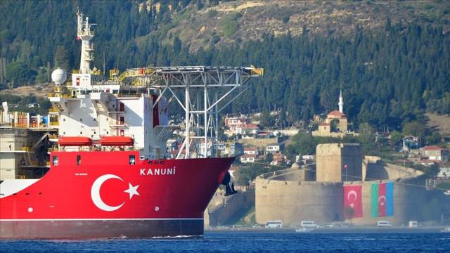 Kanuni ve Fatih Karadeniz'de yeni fetihlere başlıyor