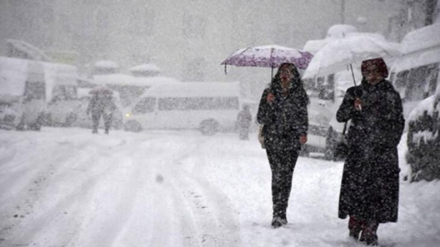 'İstanbul'a kar yağacak' iddiasına açıklama