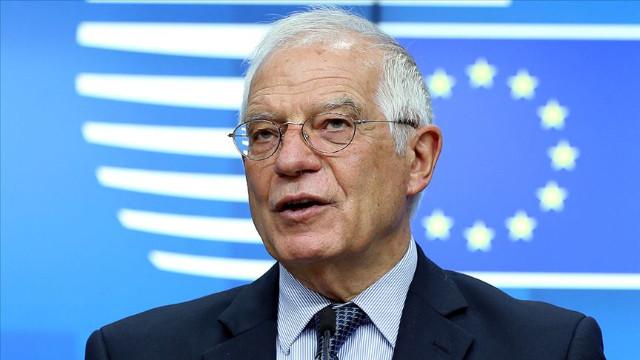 AB Yüksek Temsilcisi Borrell: Türkiye ile ilişkilere liderler karar verecek