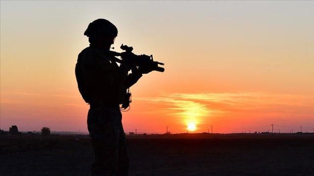 Van'da jandarmanın ikna çalışmaları sonucu iki terörist teslim oldu