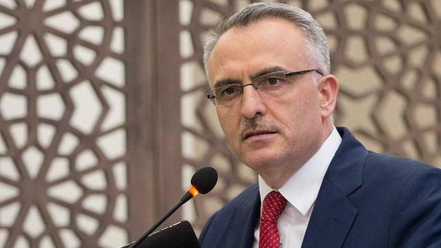Naci Ağbal: Enflasyonu düşürmekte kararlıyız